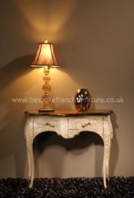 Luxus 2 Drawer Console Table